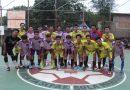 Babak Final Futsal dan Basket Satpol 2017