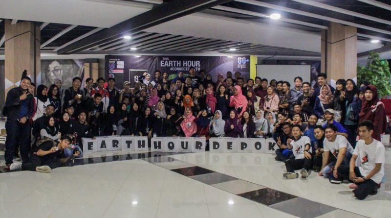 Meriahnya Keseruan Aksi Earth Hour 60+