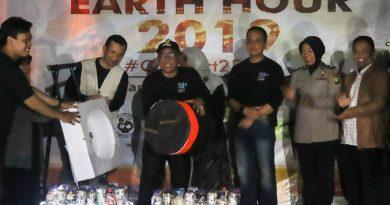 Earth Hour 60+ 2019 : Langkah Kecil Menghemat Energi Bumi