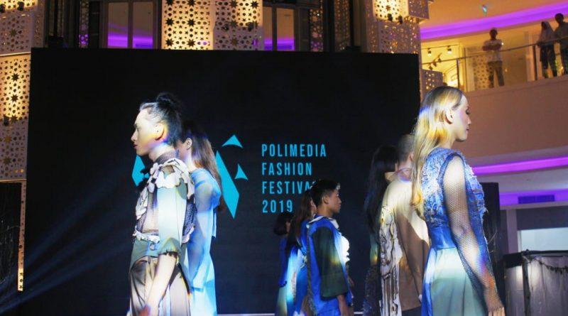 Upaya Peduli Lingkungan, Ini yang Dilakukan Desain Mode di Acara Polimedia Fashion Festival 2019