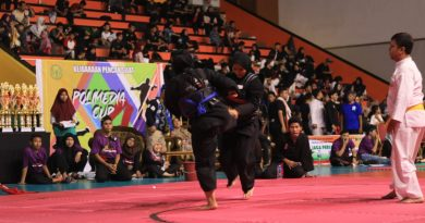 Sukses! PoliMedia Cup 4 Telah Usai Dilaksanakan Sebagai Wadah Persilatan Indonesia